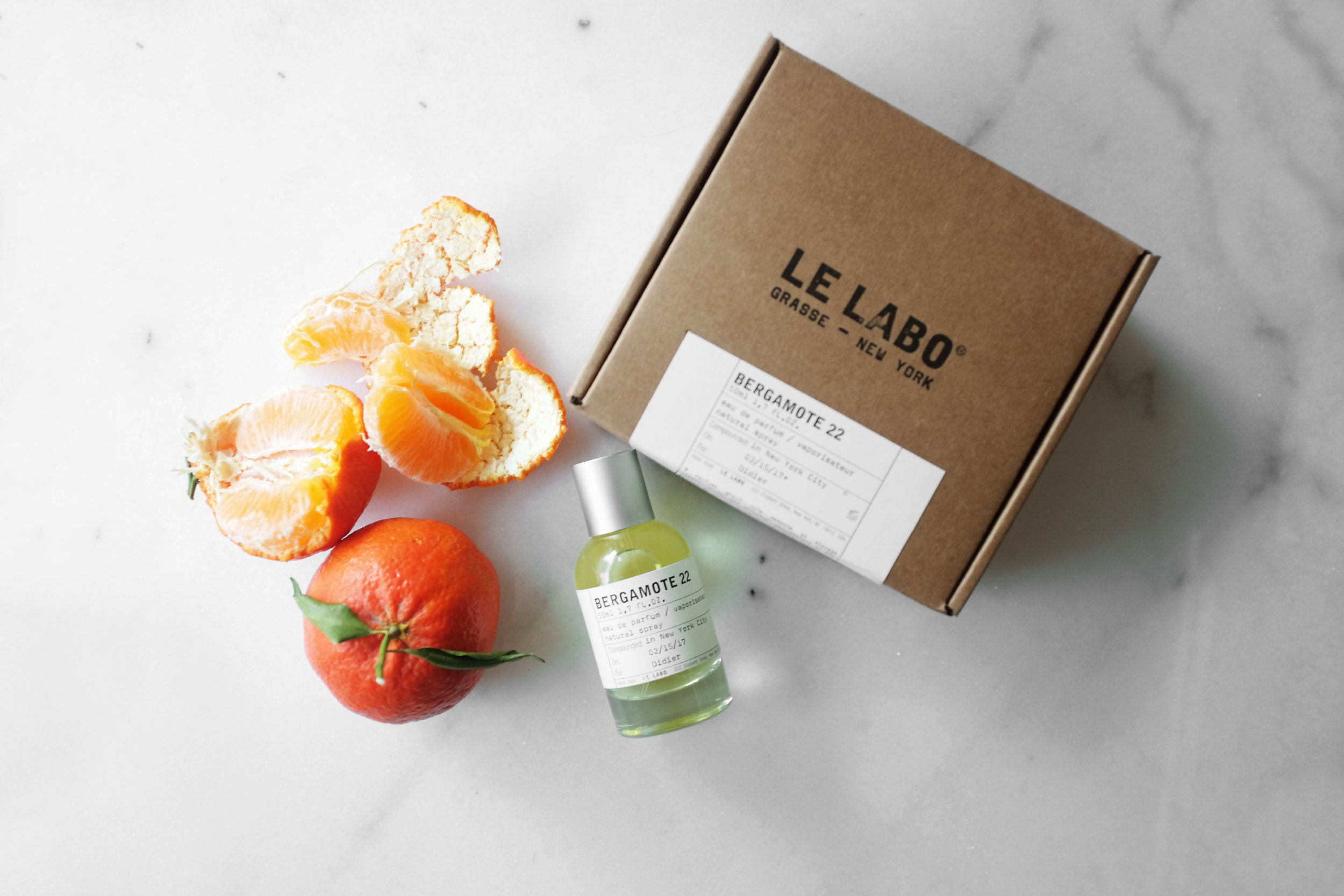 Le Labo's Bergamotte 22 makes for the perfect citrusy summer scent.