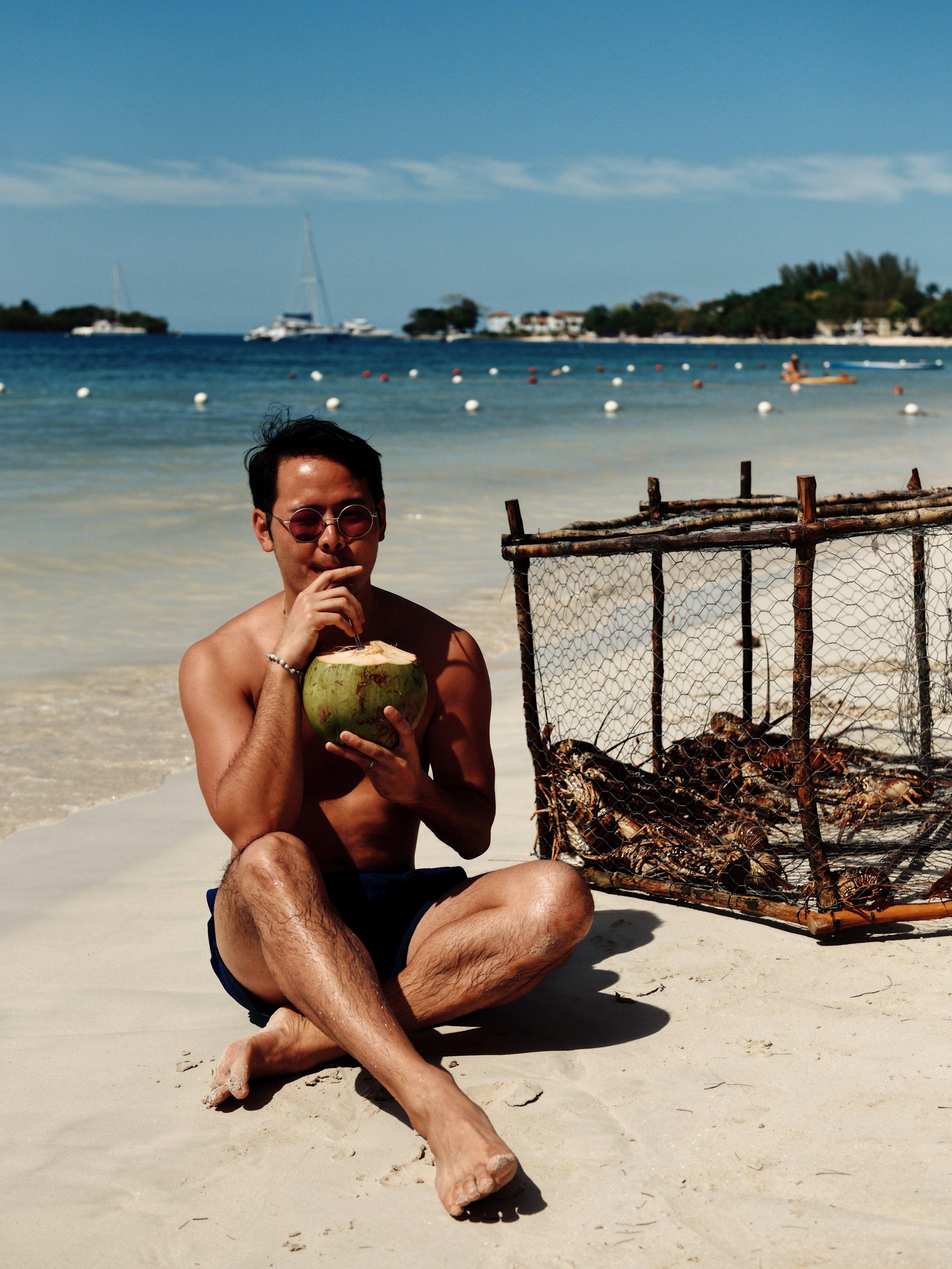 Negril 7 mile beach Jamaica
