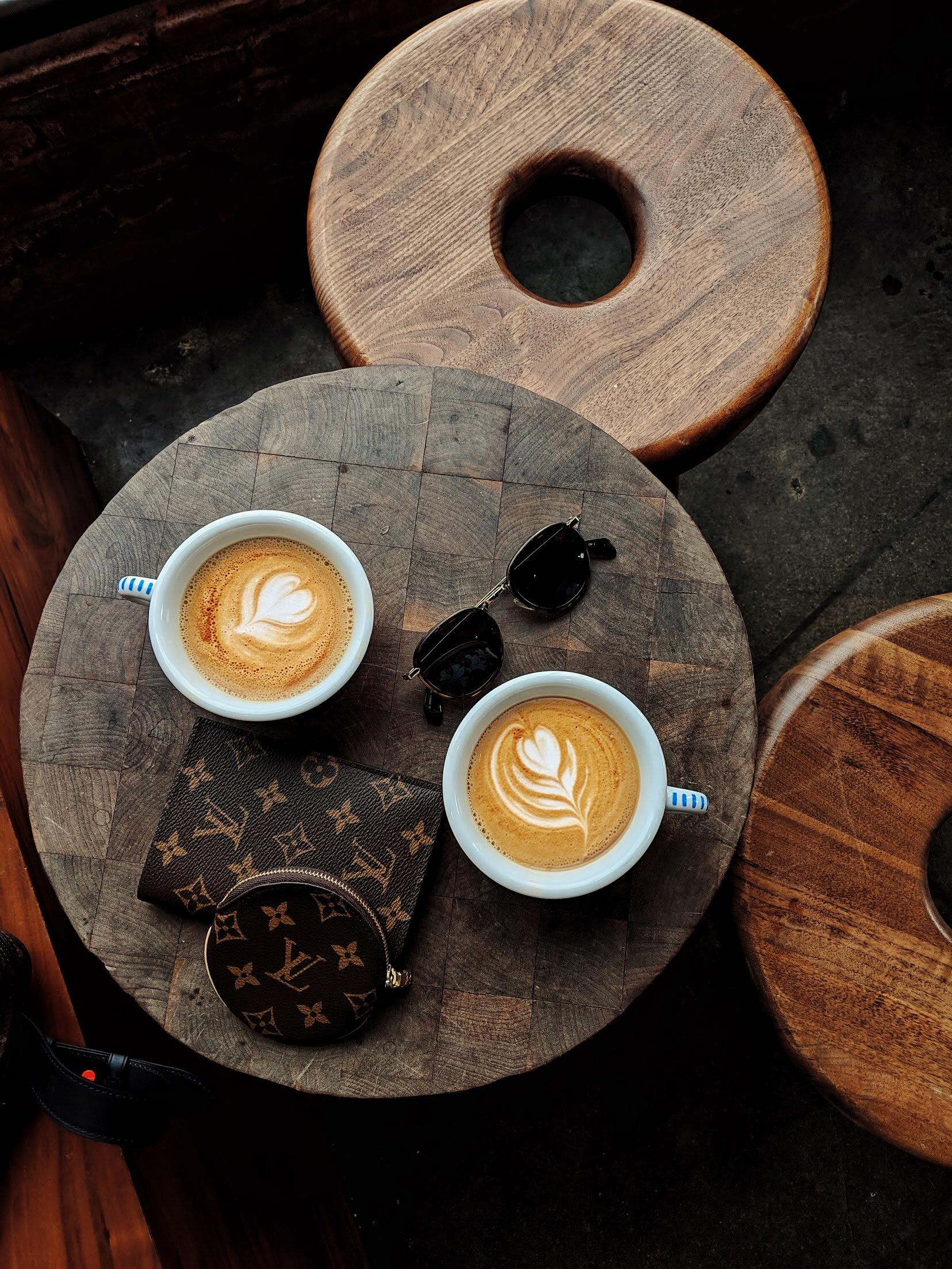 la Colombe coffee shop