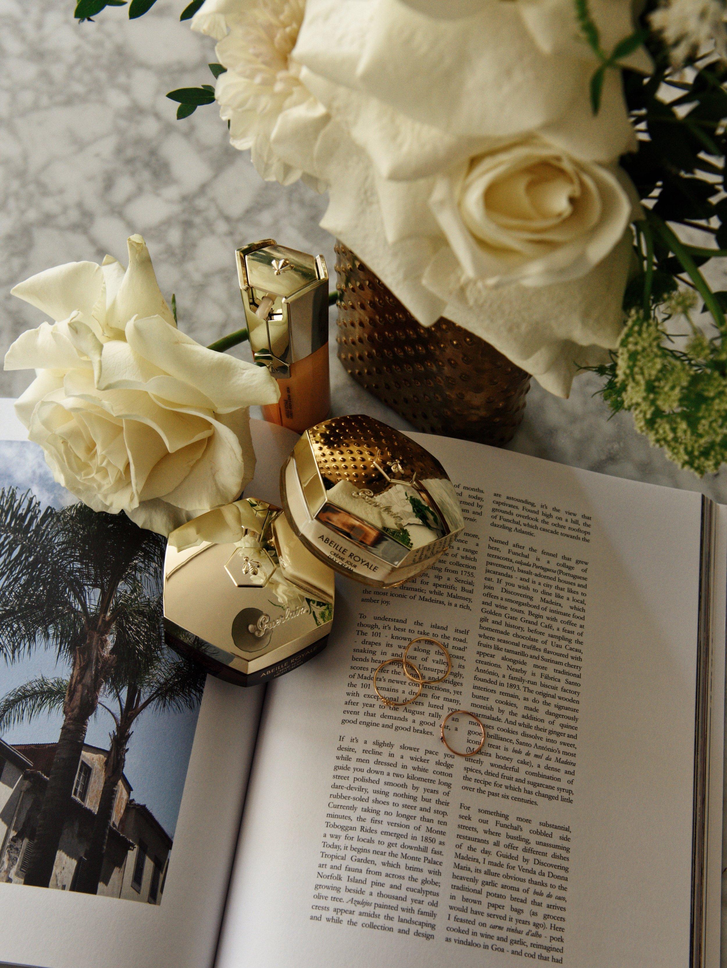 guerlain abeille royale cream