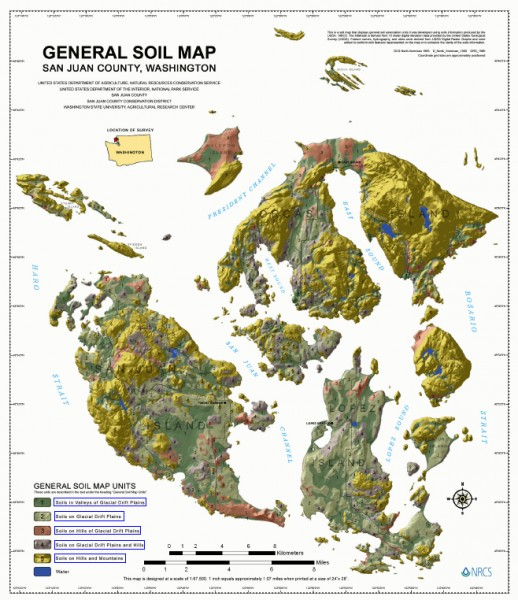 MAPS — SJI Conservation District