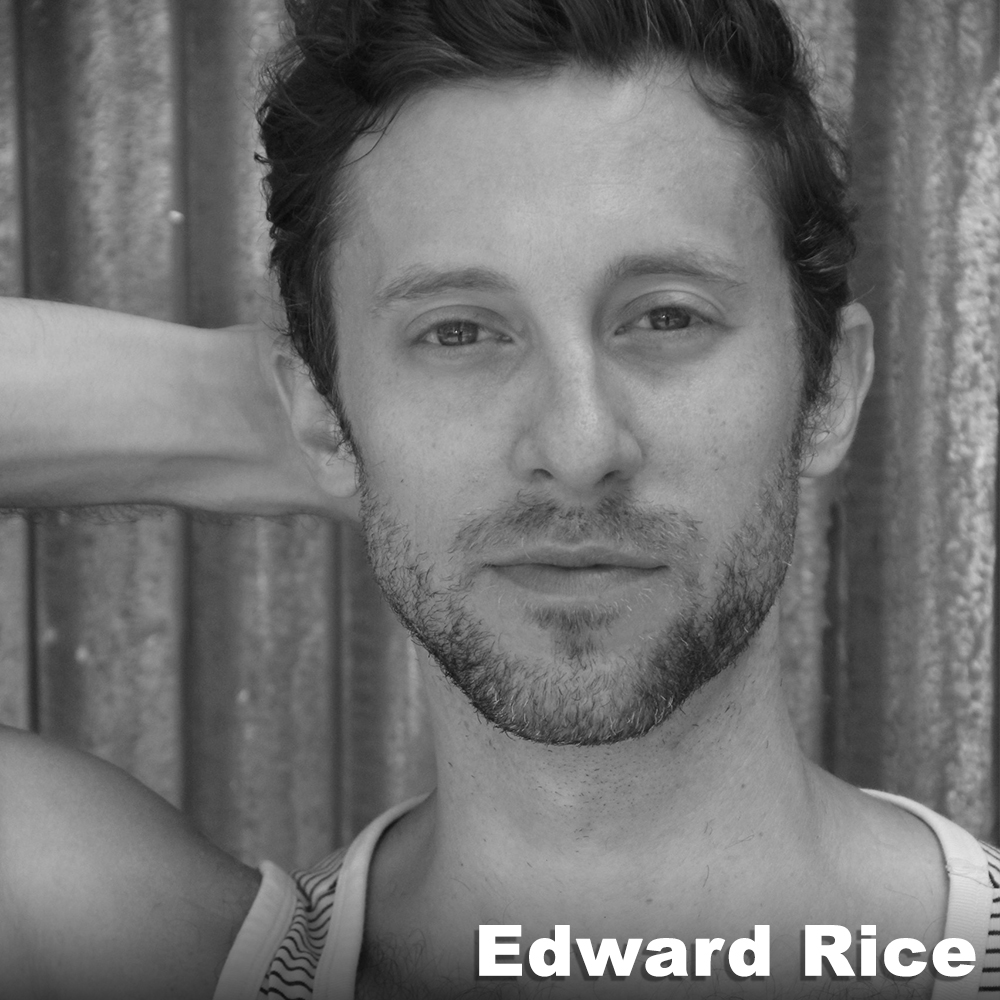 Edward Rice  has performed with Third Rail Projects since 2012 on a number of projects including  Then She Fell ,  The Grand Paradise ,  Ghost Light , and  Medicine Show . He has worked on the directing team for  The Grand Paradise ,  Midnight Madness,  and Third Rail Projects' multi year collaboration with Chicago's Albany Park Theater Project on  Learning Curve . He has performed professionally since 2007 (Laura Peterson Choreography, Elephant Jane Dance, Alexandra Beller/Dances, Punchdrunk's  Sleep No More , NYC, among others). He has taught Technique and Improvisation and Composition throughout the Mid-West, as well as Dance New Amsterdam (NYC), The International Dance Festival in Bytom, Poland and The Open Look Festival in St. Petersburg, Russia. In the Spring of 2014 he was a Guest Teacher at SUNY Brockport teaching technique and composition and in early 2018 he set a piece on the students at Illinois State University. He has presented workshops on immersive theater at Stockton University, The University of Maryland, and through Third Rail Projects. He holds a B.S. and an M.F.A in Dance Performance from Illinois State University and the University of Iowa, respectively.