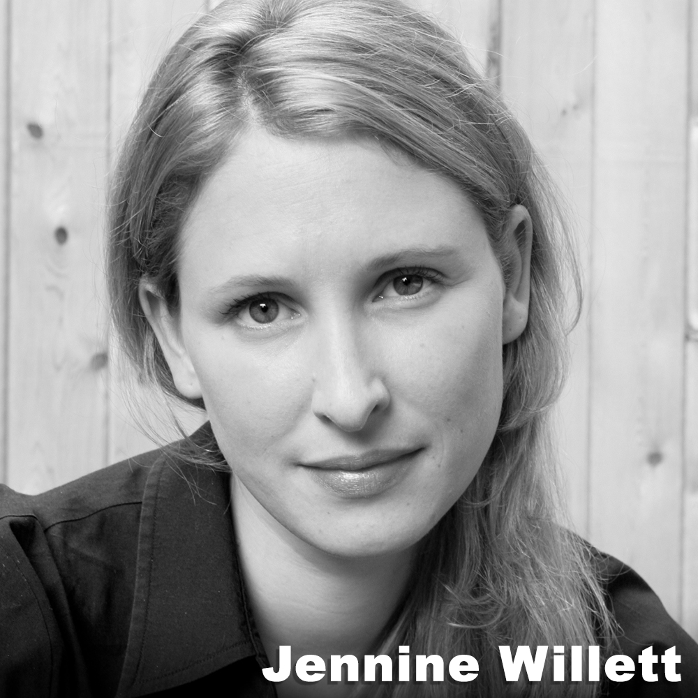 Jennine Willett  is co-artistic director of Third Rail Projects and an award-winning director, choreographer, performer, and educator. She oversees the company's public workshop curriculum, curating workshops that share the methods and skills that come into play when creating and performing in a variety of platforms. Her workshops attract artists of all ages and disciplines, and she cultivates a learning environment that encourages experimentation and collaboration, both of which are an integral part of her work.   See More