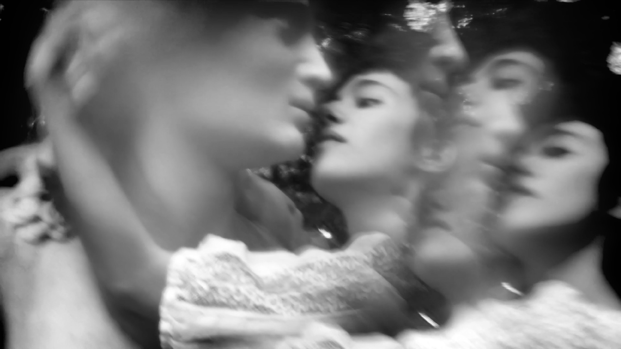 Marta Luné in a film by Renata Zhigulina for Libraría: The Night Garden, 2018