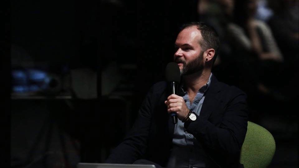 Presentation at New Stage Alexandrinsky