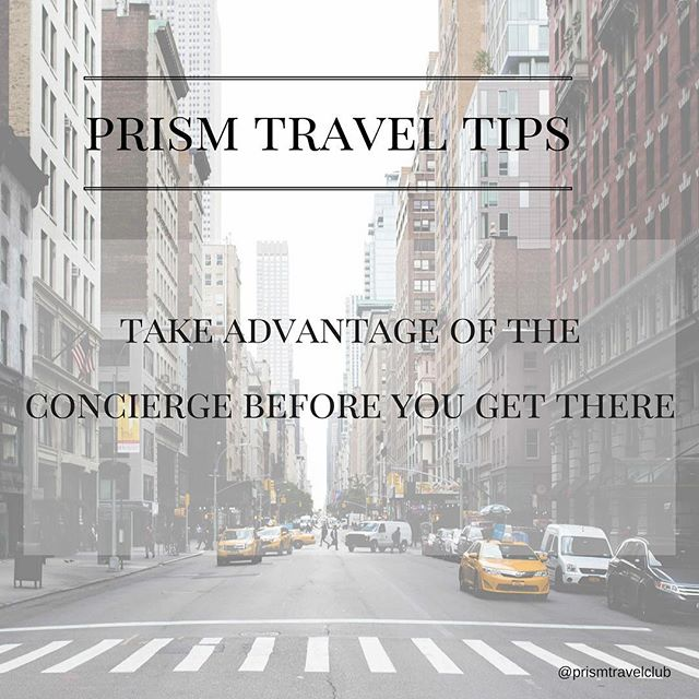 They'll give you the hook up. Don't be afraid to ask. ••••••••••••••••••••••••••••••••••••••••••• #prismtraveltips #traveltips #POCtravel #wanderlust #grouptravel #solotravel #
