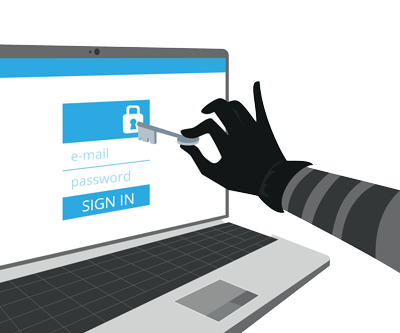 If you reuse passwords then you are at risk of losing control of one or more of your online accounts
