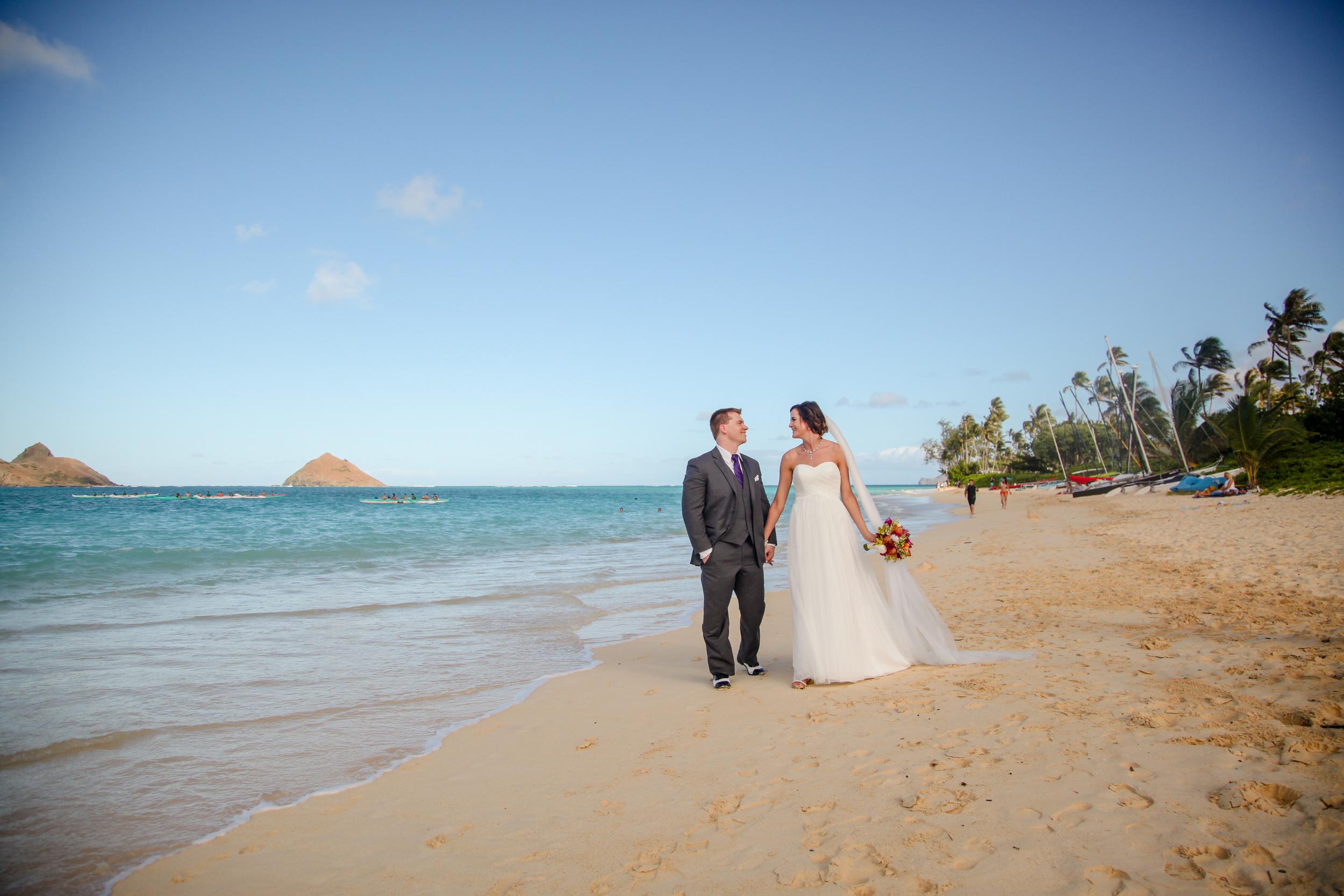 Danielle & Geoff - Hawaii 2016