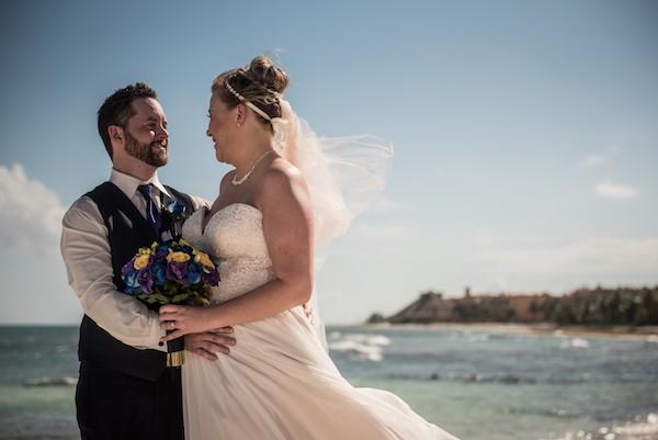 Alicia & Brett - Cancun 2018
