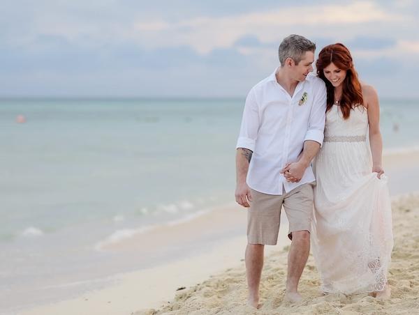 Kyle & Krista - Cancun 2018