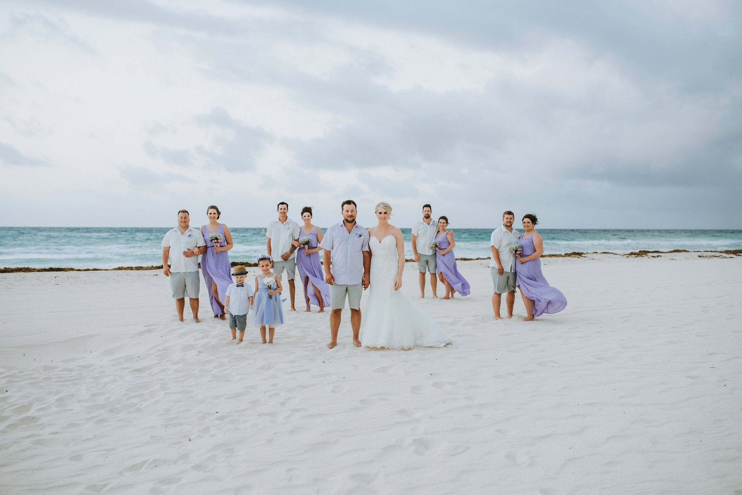 Don't know where to start planning your destination wedding? We do!   Let's Get Started