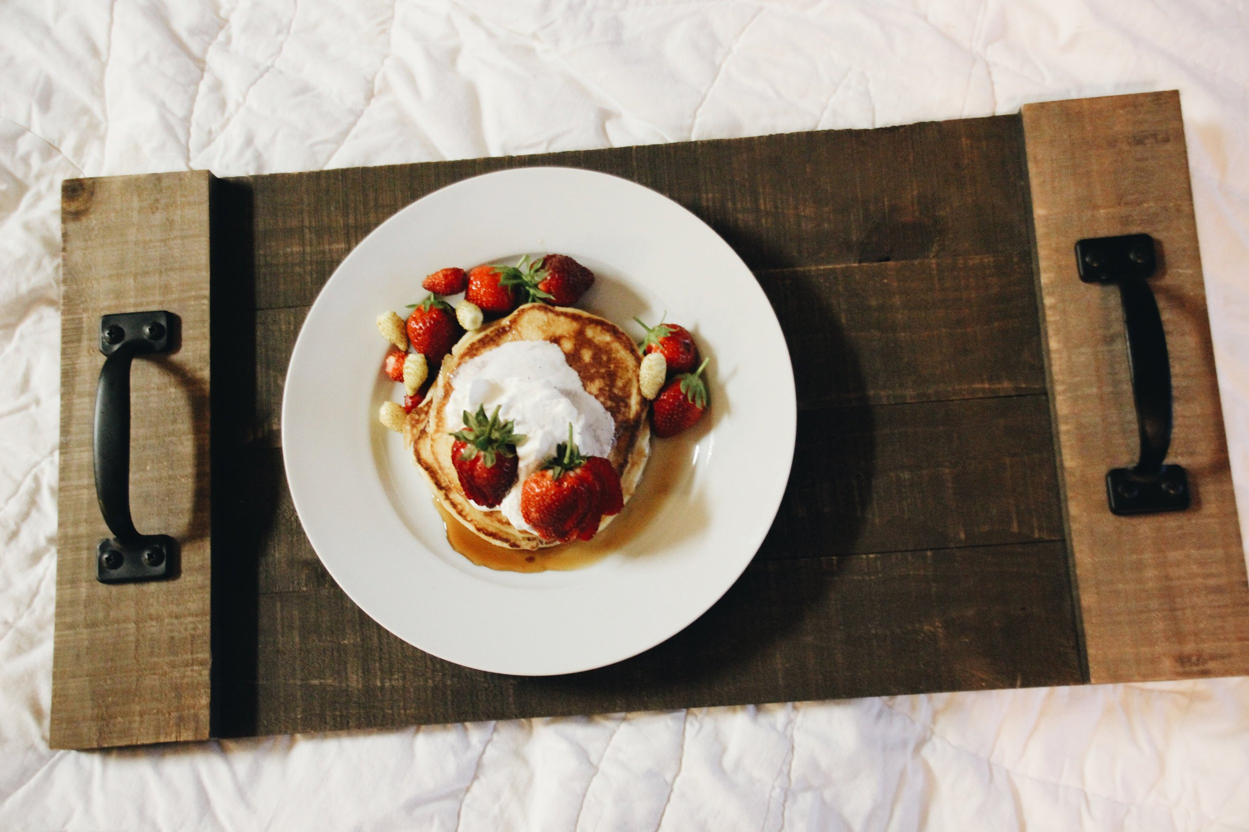 Highly recommend breakfast in bed if you have the chance.