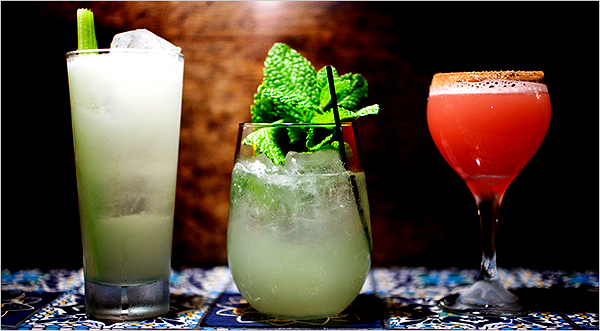 Picture of Three Drinks from Mayahueljpg