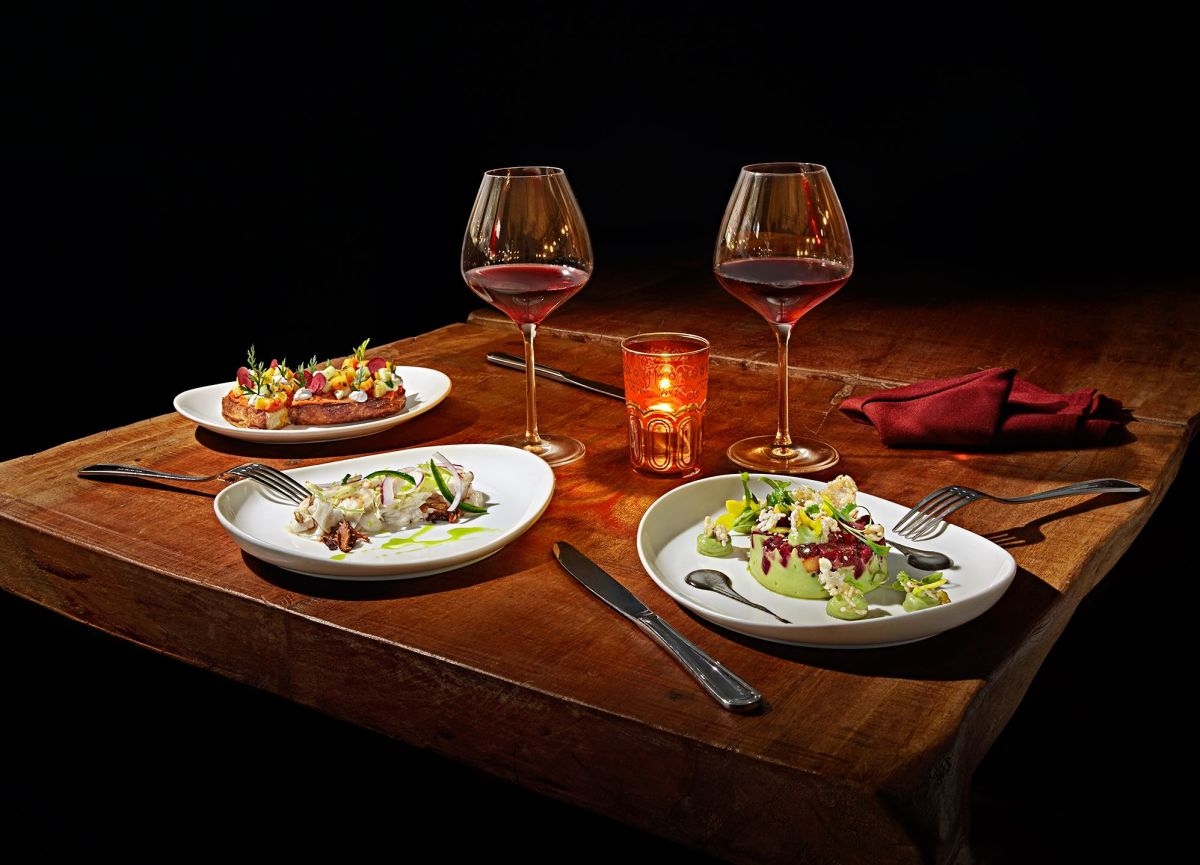Picture of Three Avant Garden Dishes with Wine Pairings.jpg