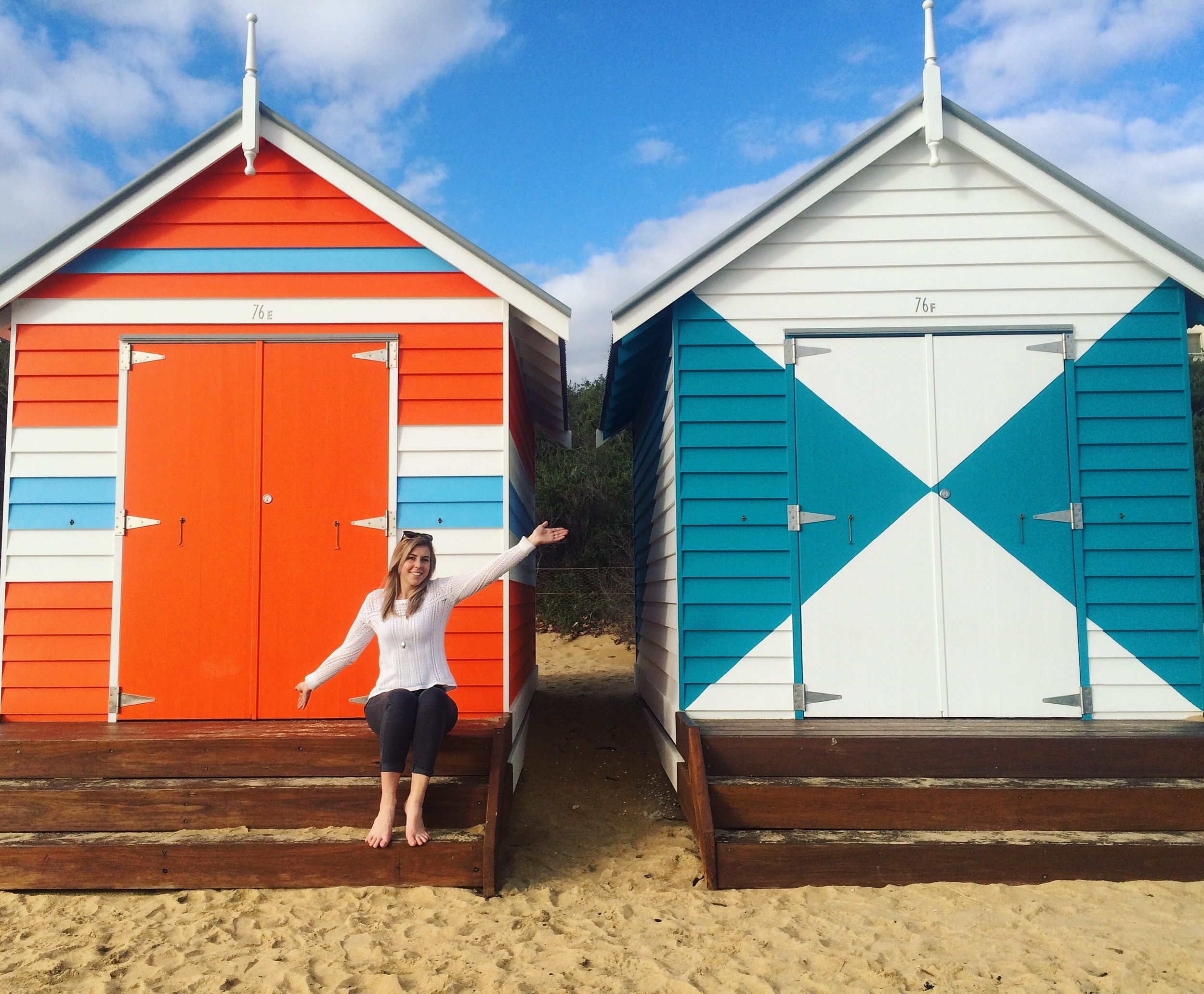 Travel Australia Brighton Beach