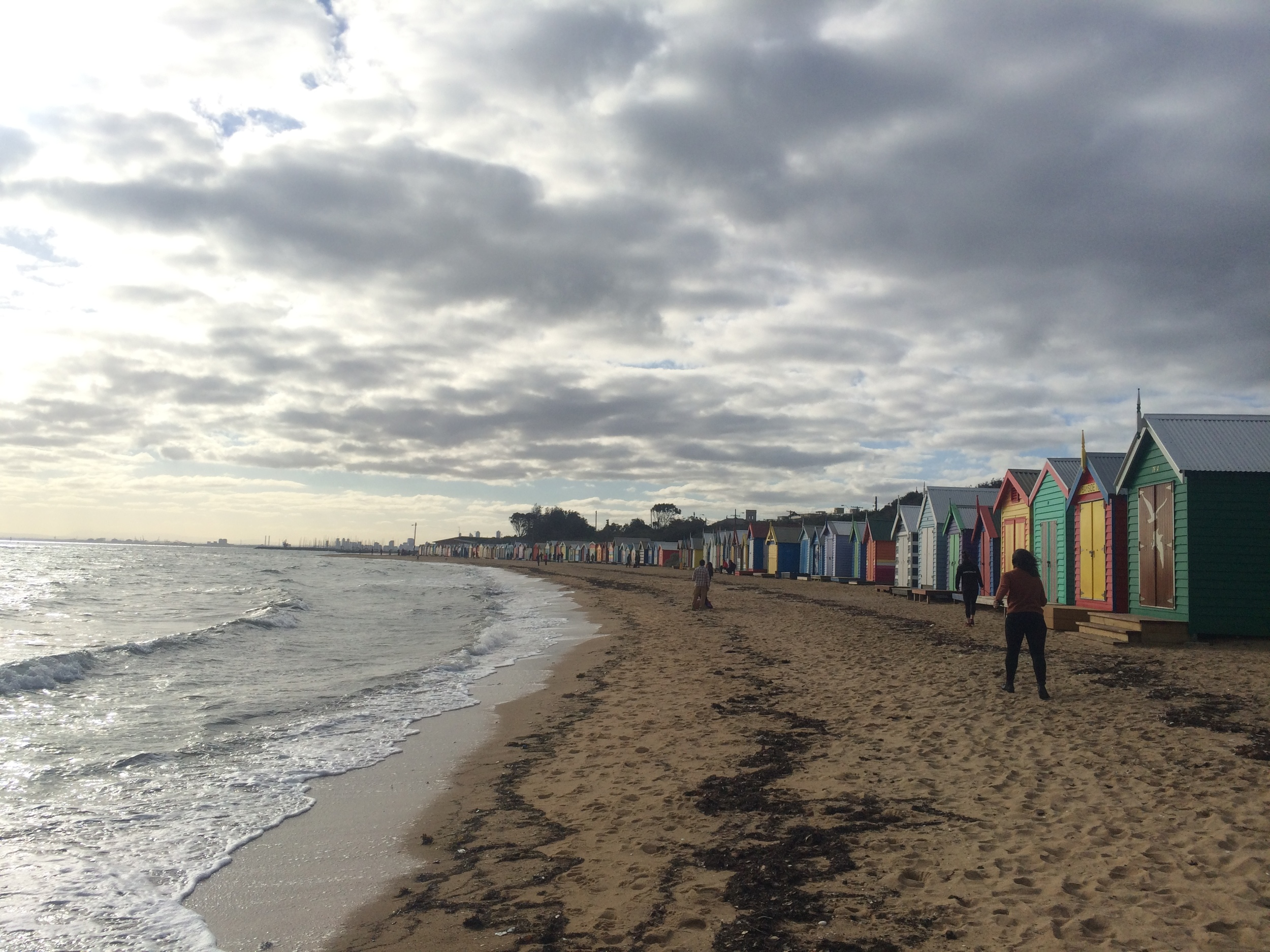 Travel Australia Brighton Beach 3