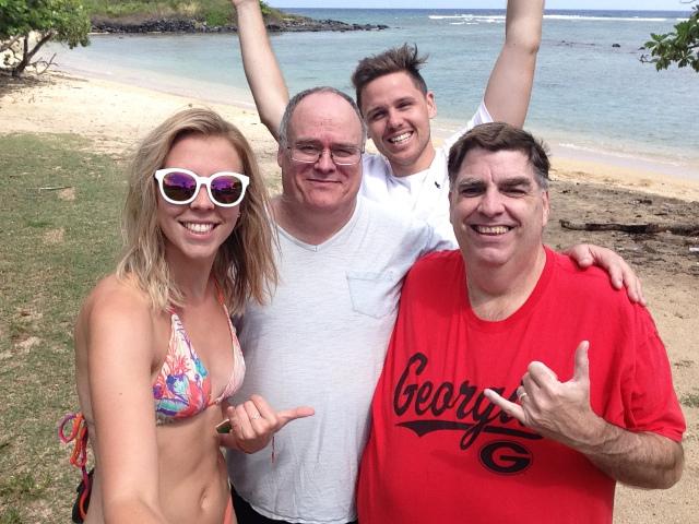 Meet the locals Hawaii Molokai