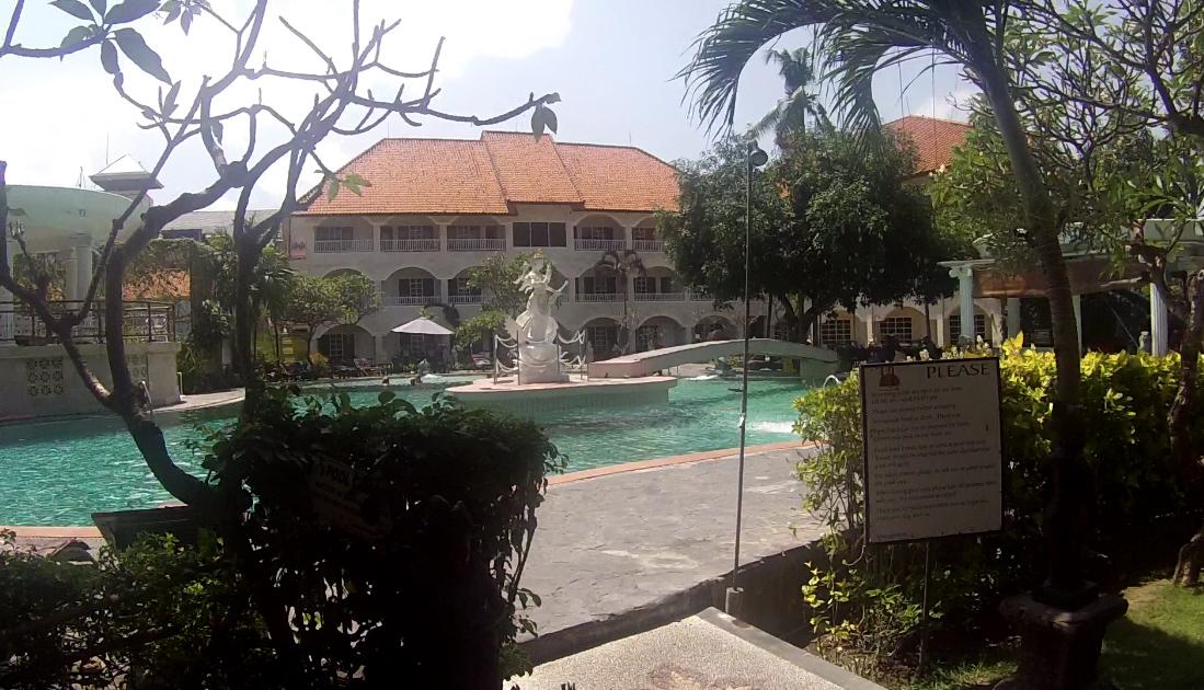 Bali for beginners - Melasti Beach Resort & Spa