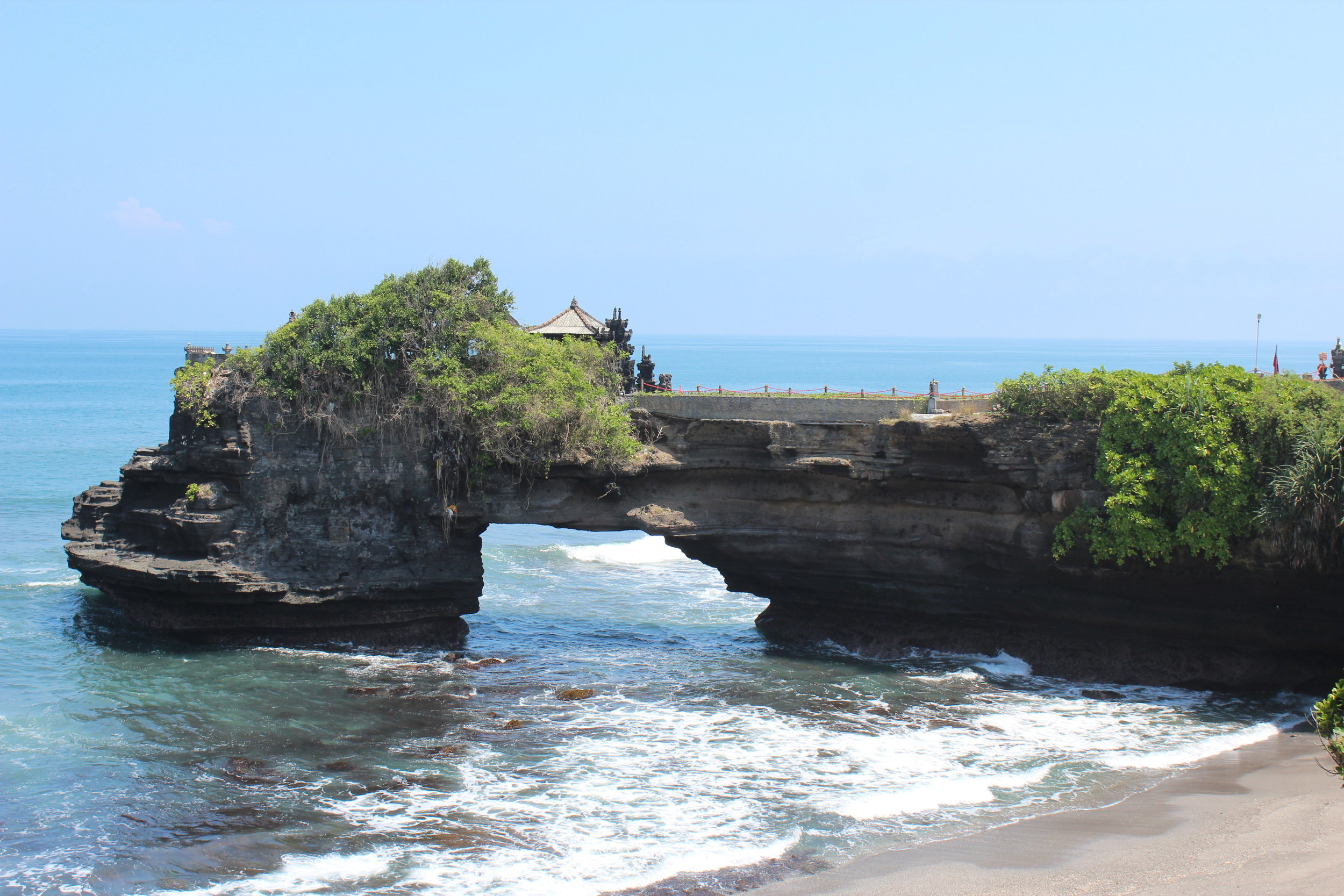 Bali Tanah Lot We the lost girls