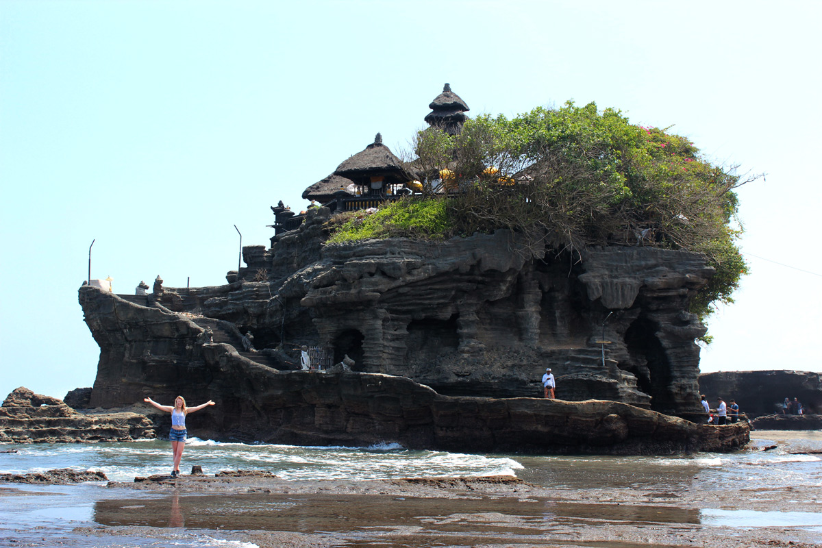 Bali Tanah Lot Me We the lost girls