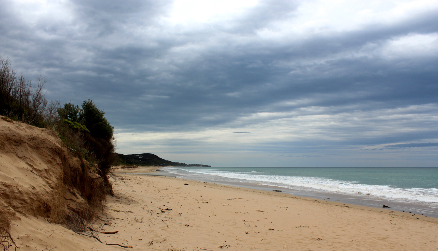 Great Ocean Road - Beach