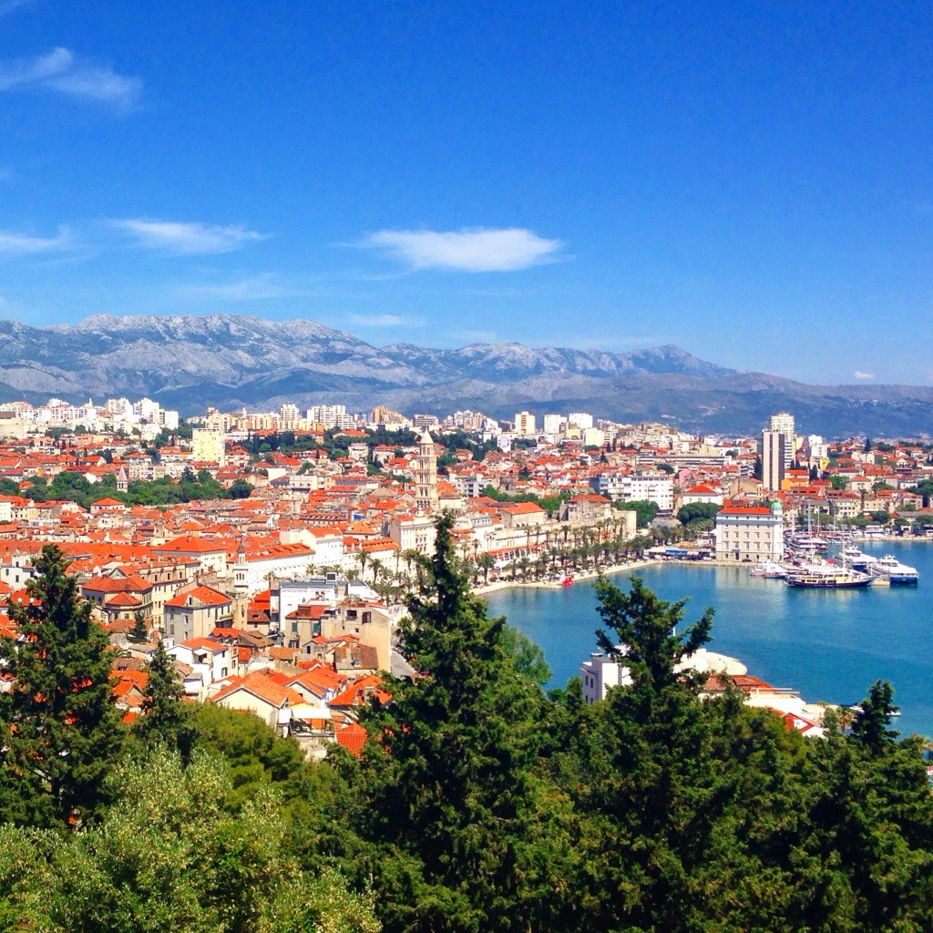 Travel to Croatia - The Wandering Quinn Spit