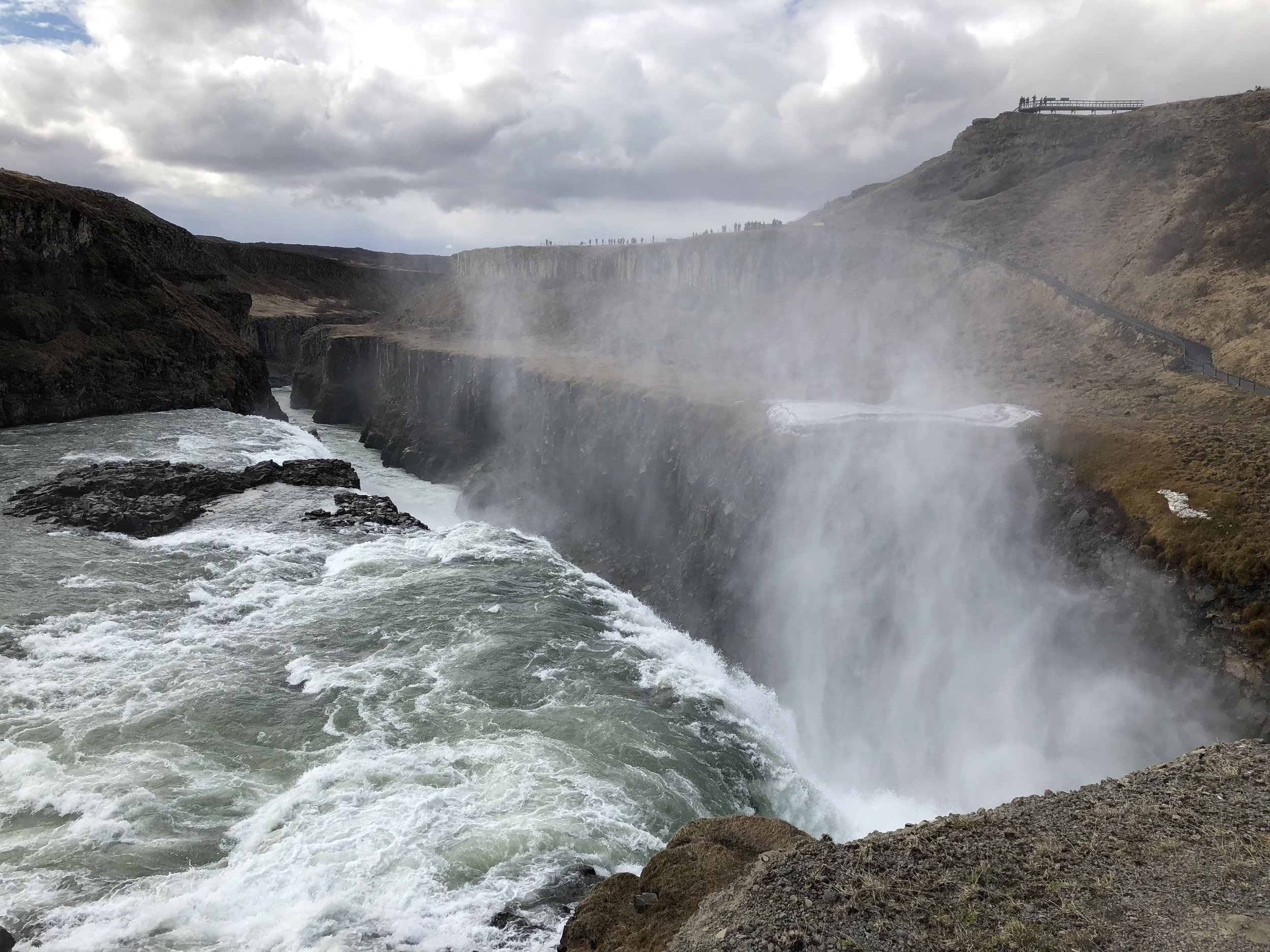 The power of Gullfoss