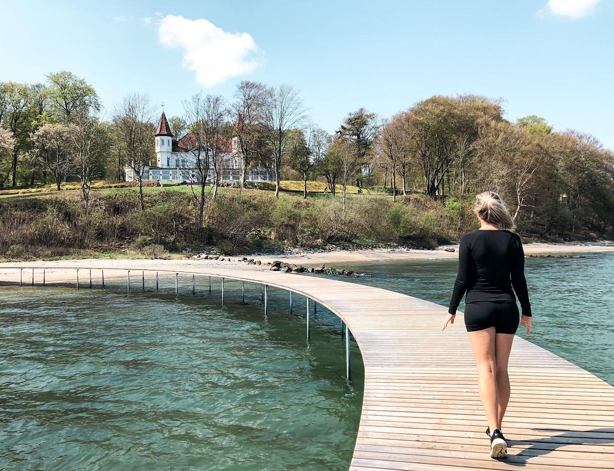 Solo Female Traveller - Aarhus