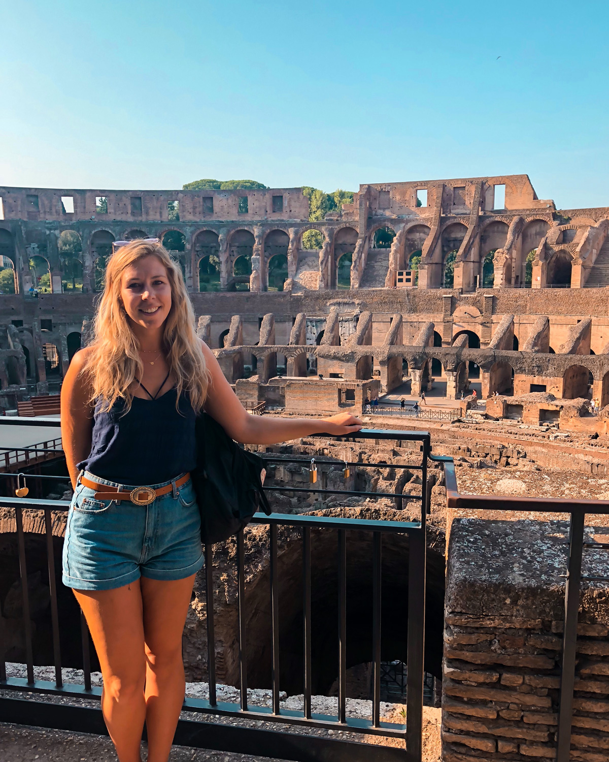 The colosseum was definitely one of my highlights from 2018!