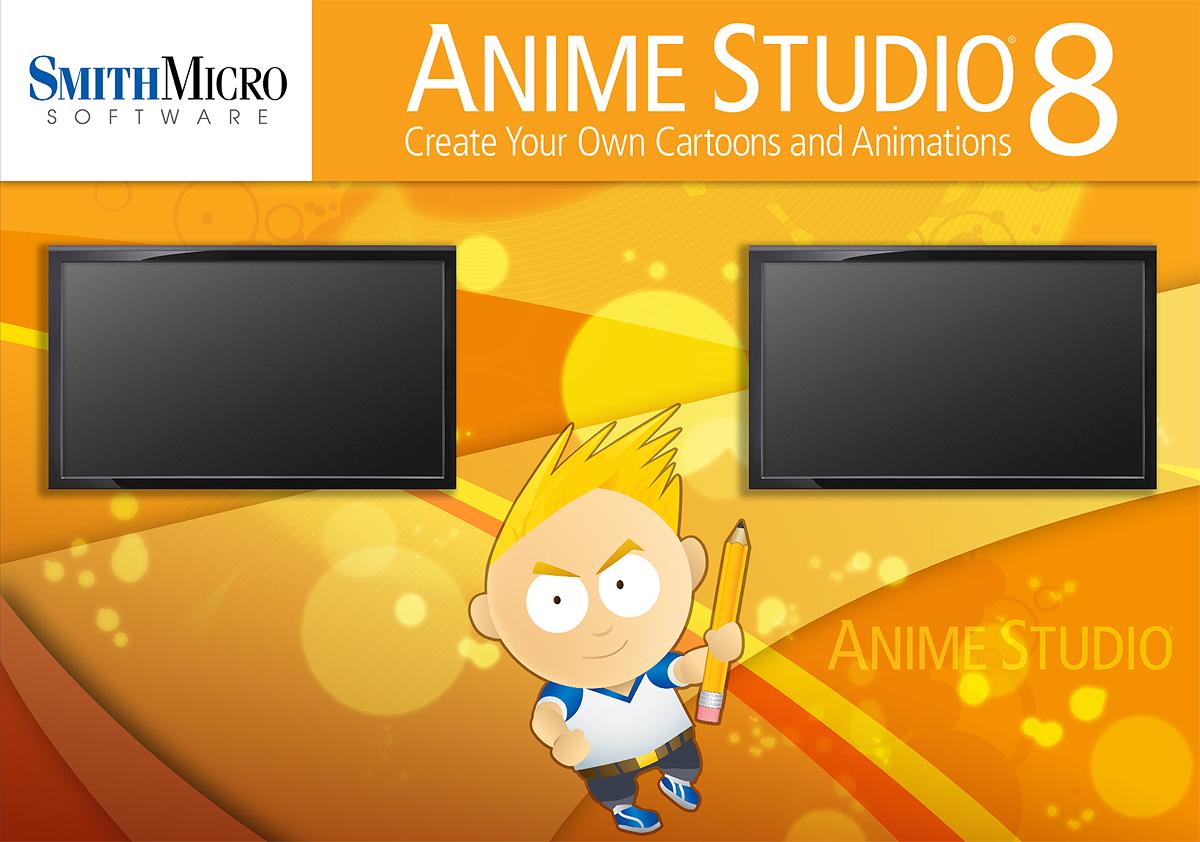 Anime workstation.