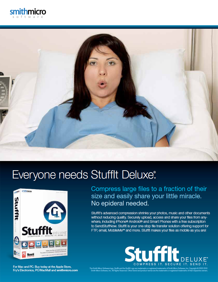Copy of Copy of Copy of StuffIt Deluxe