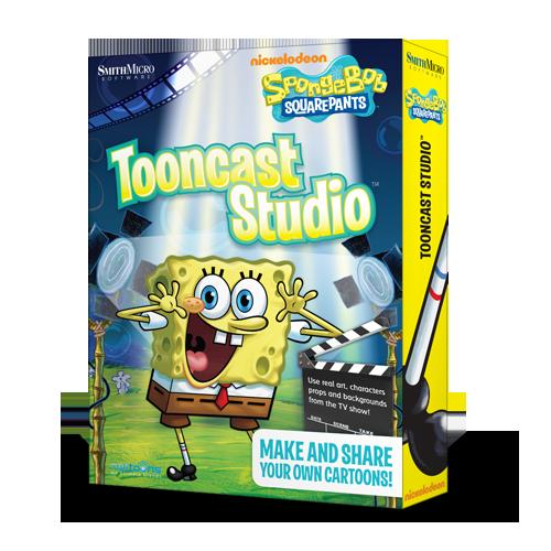 Copy of Copy of Spongebob: Tooncast Studio