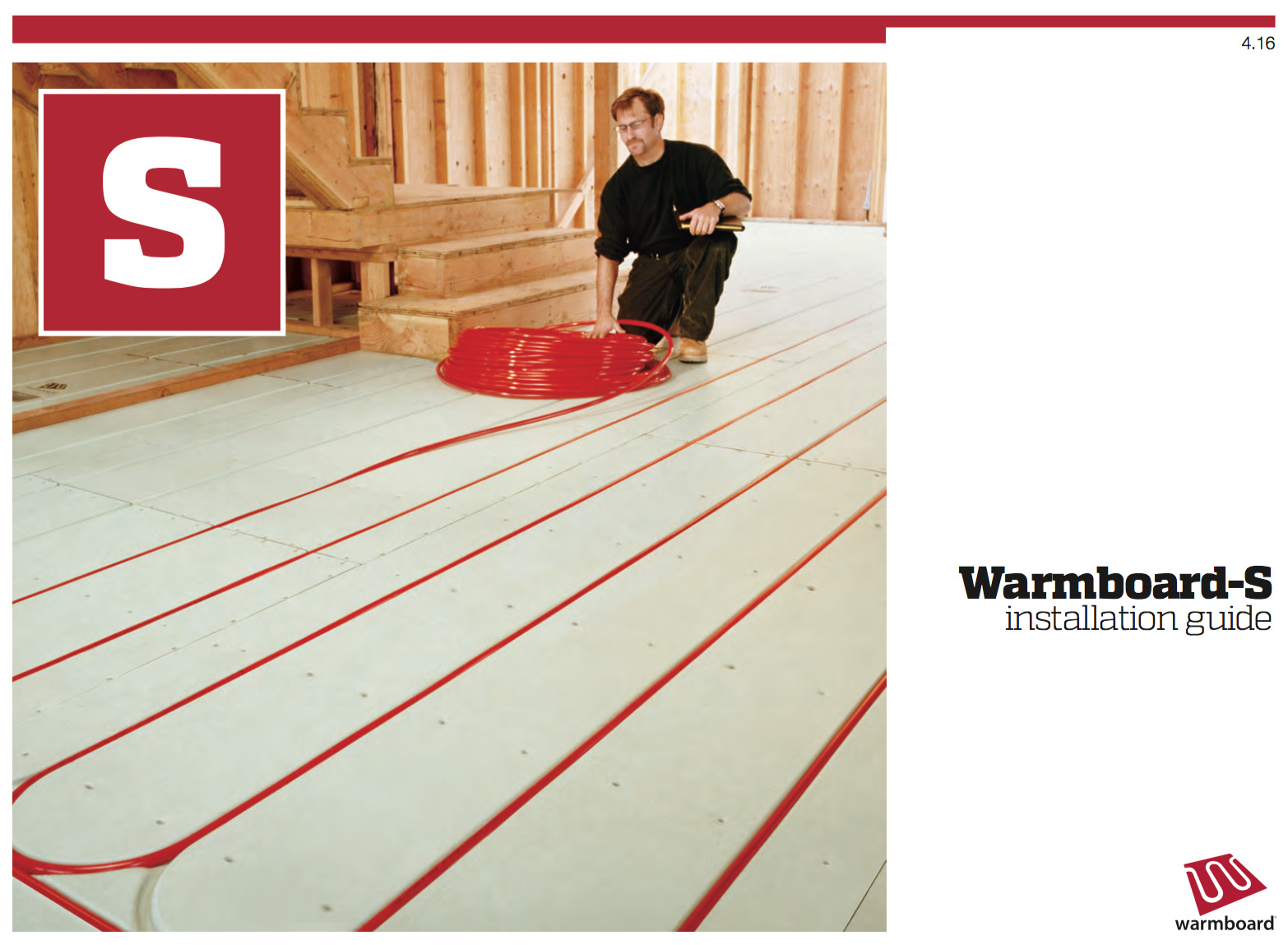 Warmboard-S Installation Guide