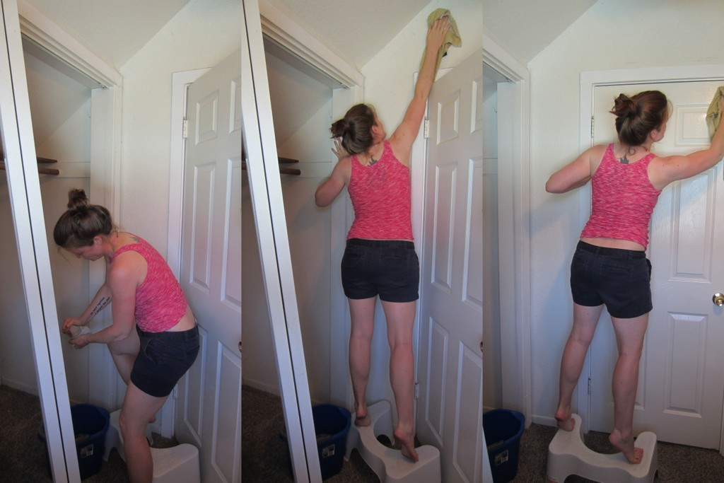 Charlotte Kaufman cleaning  San Diego house.jpg