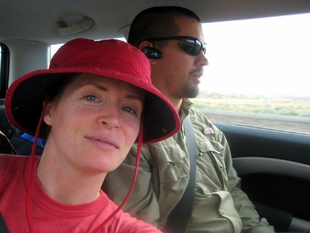 Road trip to Taos, 2007.