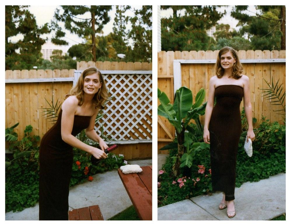 Senior prom, 1997