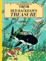 Red Rackham's Treasure, Tintin, Hergé