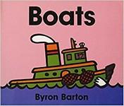 Boats, Byron Barton