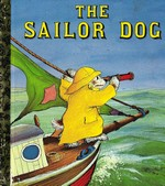 The Sailor Dog, Margaret Wise Brown, Garth Williams