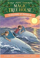 Dolphins at Daybreak, Magic Treehouse, Mary Pope Osborne