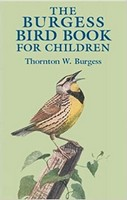 Burgess Bird Book for Children, Thornton Burgess, Louis Agassiz Fuertes