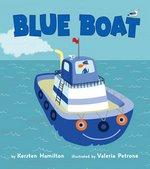 Blue Boat, Kersten Hamilton