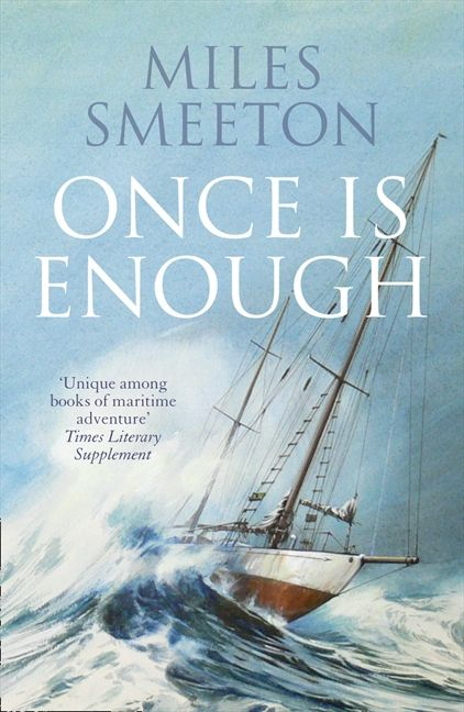 Once is Enough, by Miles Smeeton
