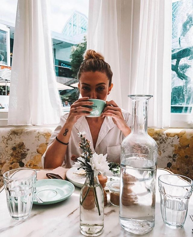 How amazing does @jaymras look at our Flower Child Warringah Mall ?😚 Don't forget to tag us throughout the week to be featured on our instagram page.  . . #prettycafe #prettycafes #beautifulcafes #beautifulcafe #cutecafe #cutecafes #iphonepic #aestheticcafes #aestheticsydney #sydneyaesthetic #instadessert #dessertporn #foodporn #cafehopping #foodphotography #foodgasm #pretty #cafe #instagood #instagramhub #instapic #instagram #flowers #prettycafes