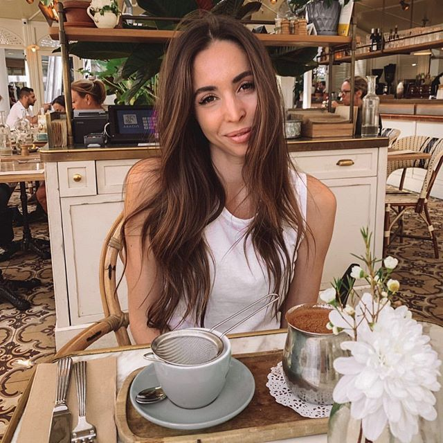 How good does @karinachorley look at our beautiful Warringah Mall location? 😘 Don't forget to tag us in your gorgeous pics 📷 . . #cafe #flowerchildcafe #brunch #brunching #prettycafe #beautifulcafe #flowers #instapic #instagram #cutecafes #cutecafe #sydneyeats #sydney #sydneyaesthetics #SydneyLocal