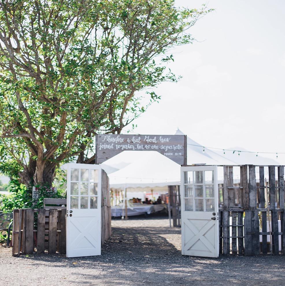 Hawaii Farm Pinterest Wedding