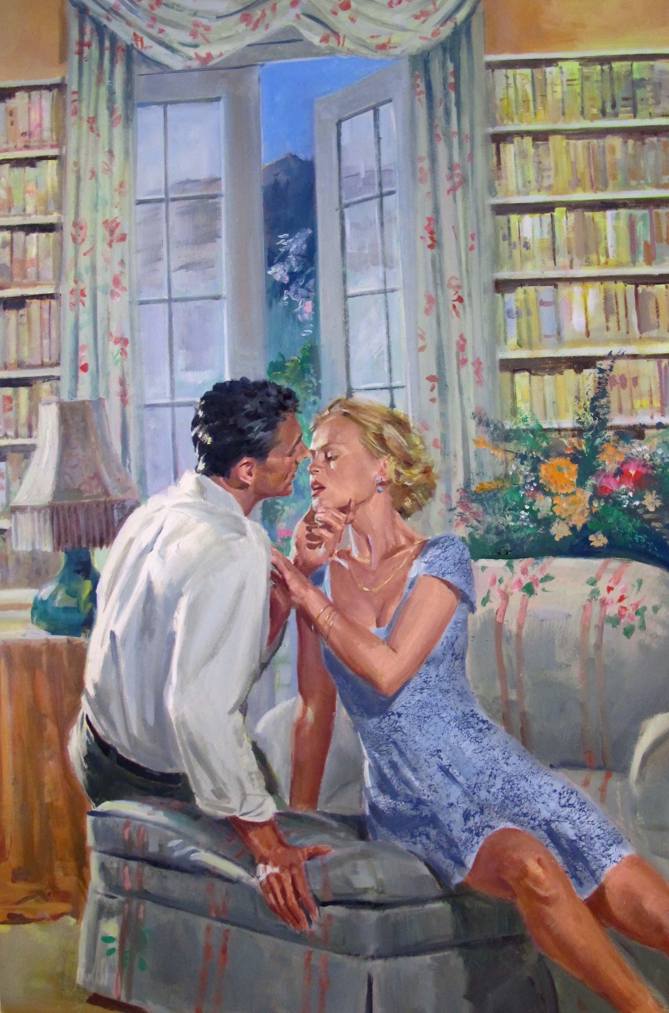 Secret Courtship (NFS)