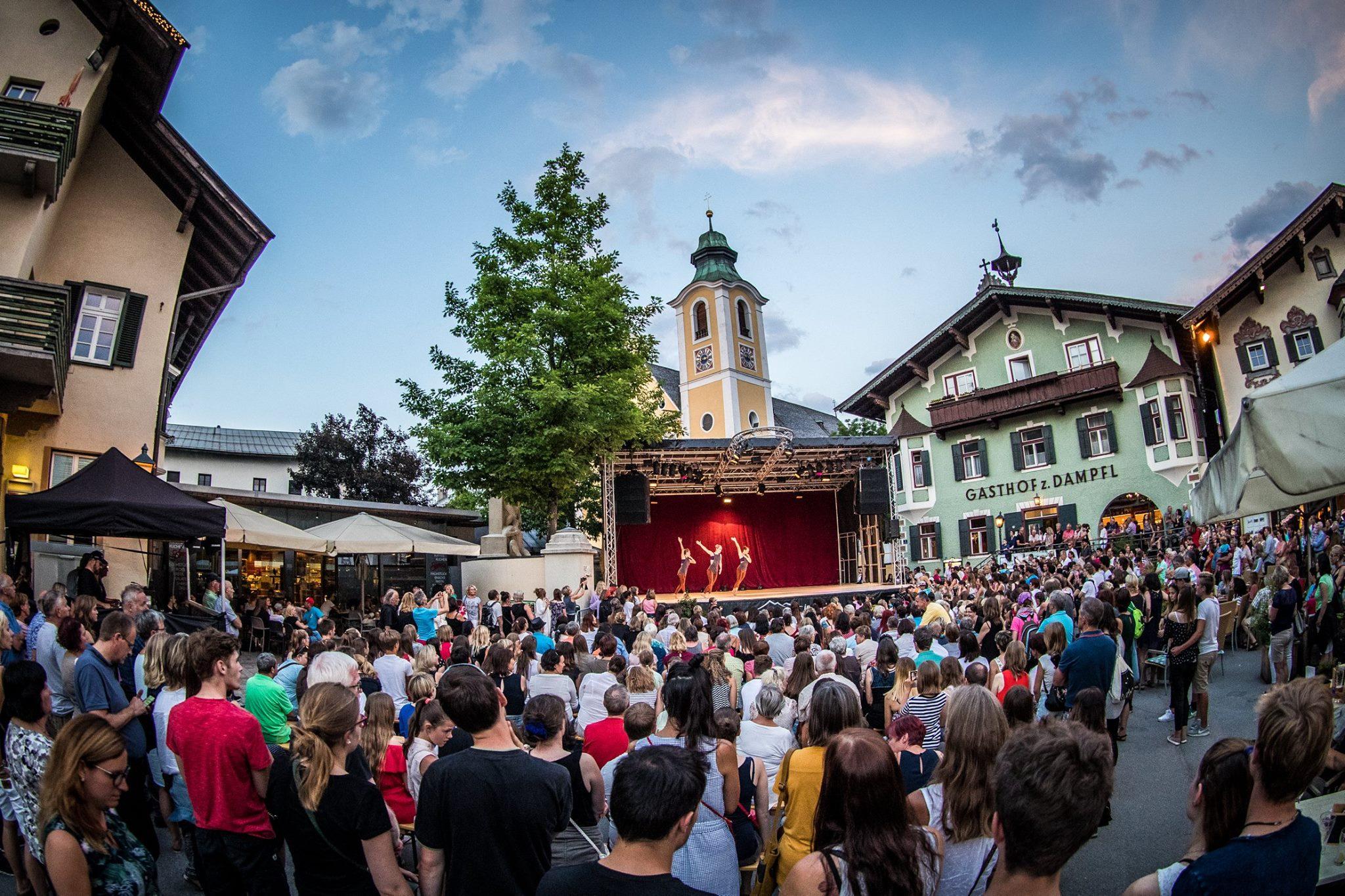 Main Square, St.Johann in Tirol