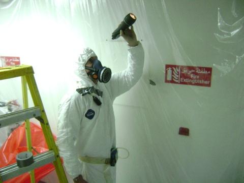 Asbestos Survey in UAE