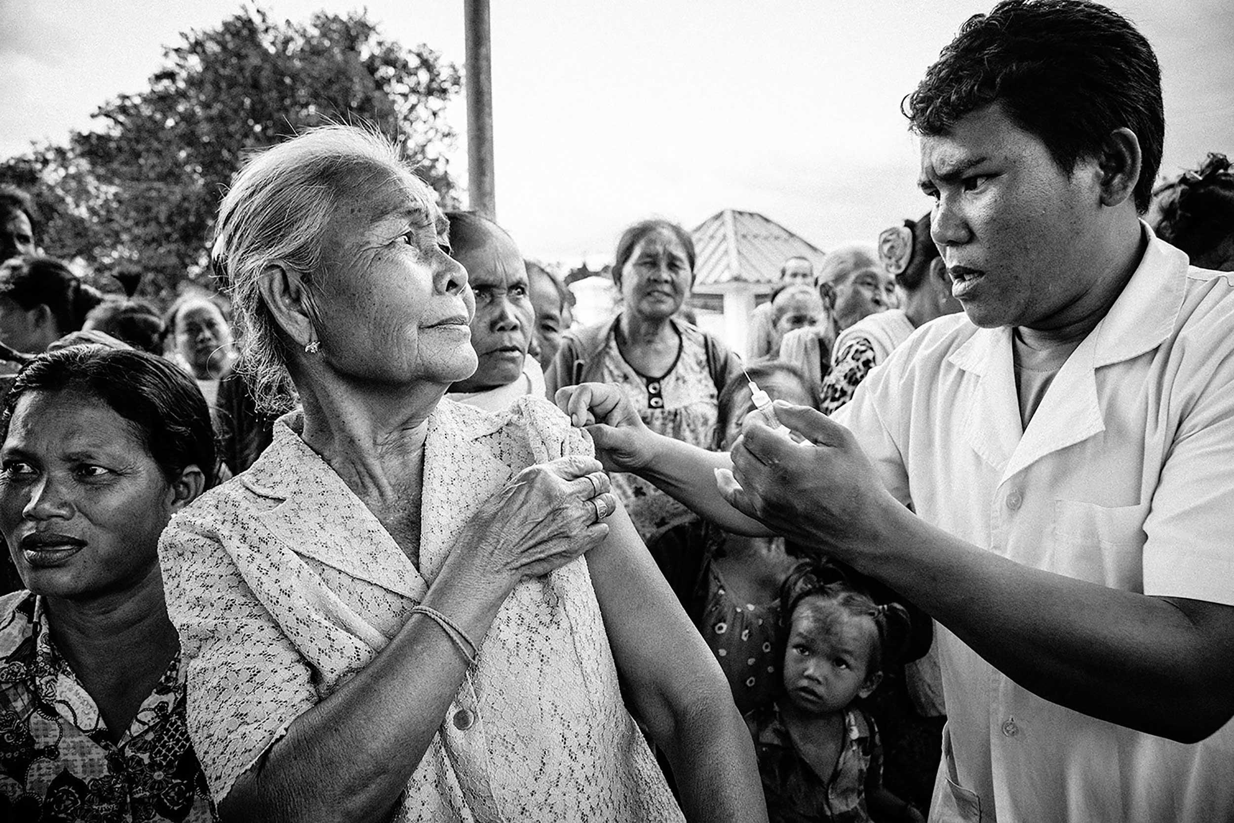 Vaccination Program Unicef